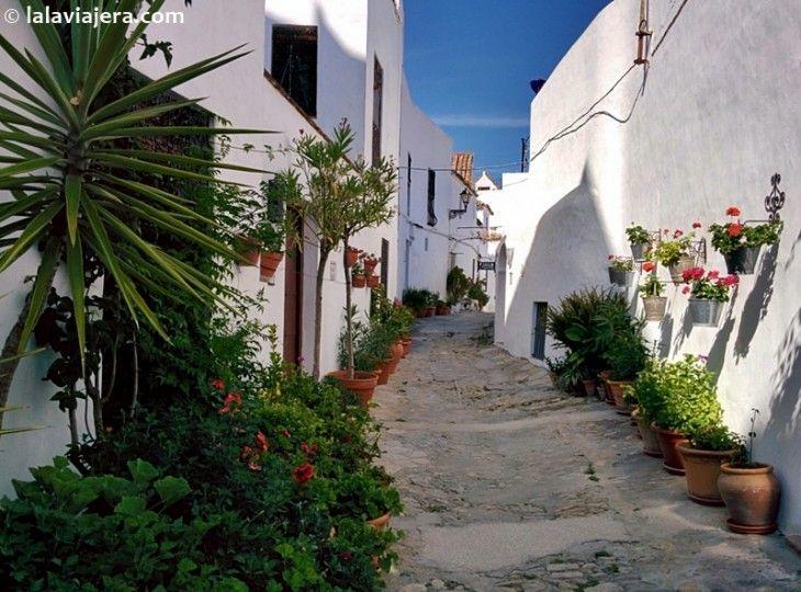 Rincones pintorescos de Vejer de la Frontera, Cádiz
