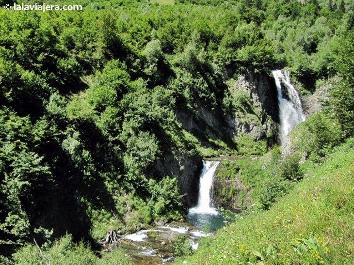 Cascada Saut deth Pish, Valle de Arán