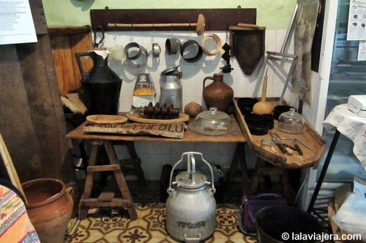 Museo etnográfico de la Finca Los Robledos