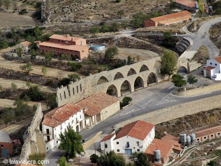 Arcos de Santa Lucía, Acueducto de Morella