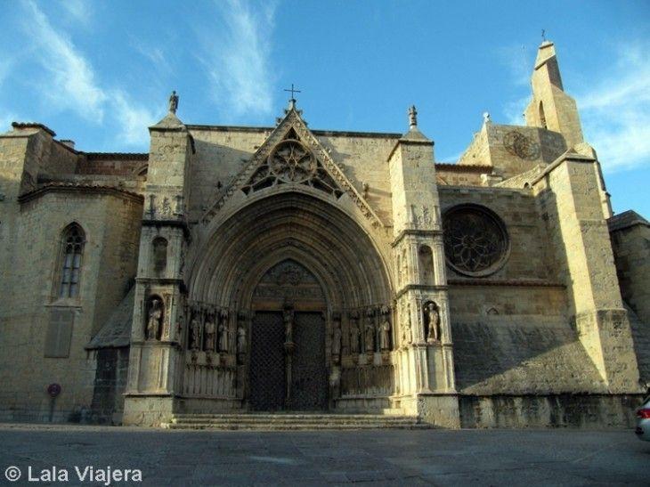 Basílica de Santa María La Mayor de Morella