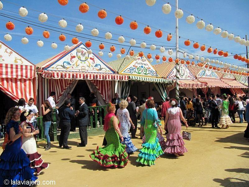 Gu a de la feria de abril de sevilla para turistas for Ferias barcelona hoy
