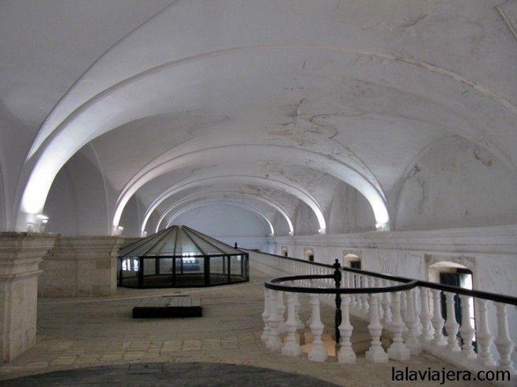 La Catedral del Aceite, bodega del siglo XIX