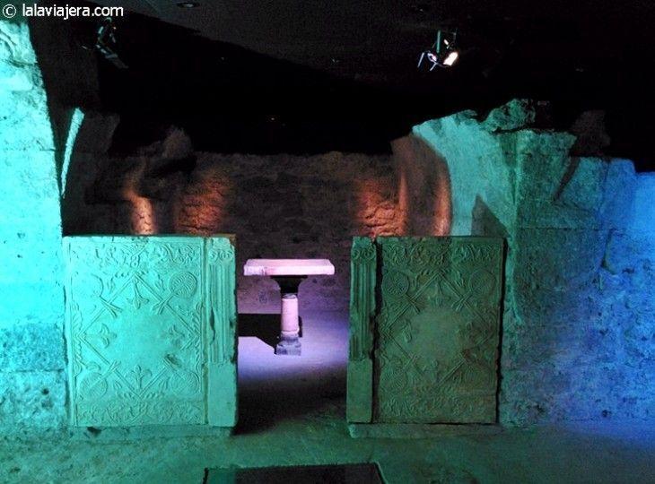 Cripta Arqueológica de la Cárcel de San Vicente, Valencia