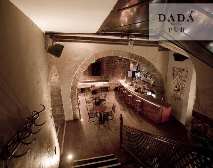 Dadá Museum Pub, Morella