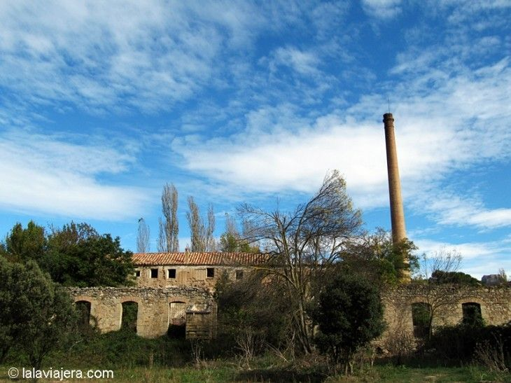 Antigua Fábrica Giner, Morella