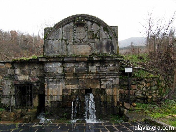 La Fuente de la Vida, en Vega de Espinareda