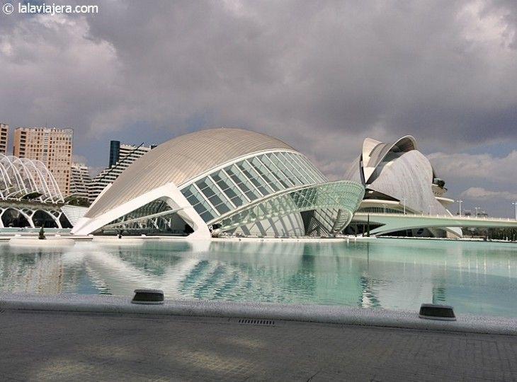 Edificio Hemisfèric, Ciudad de las Artes y las Ciencias