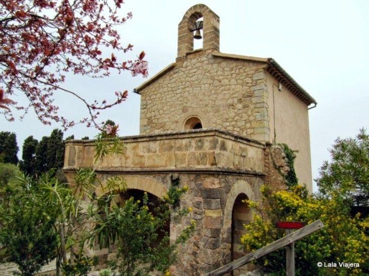 Iglesia del Monasterio de Miramar, Mallorca