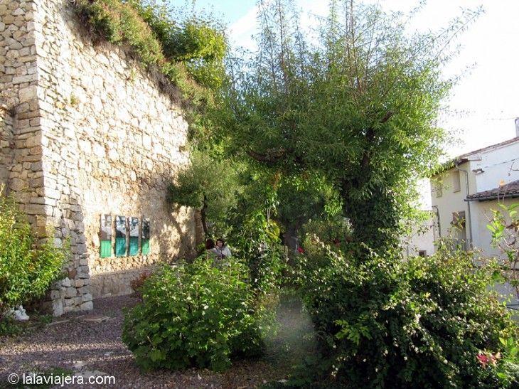El Jardín de los Poetas, Morella