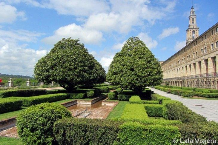Jardines de la Universidad Laboral