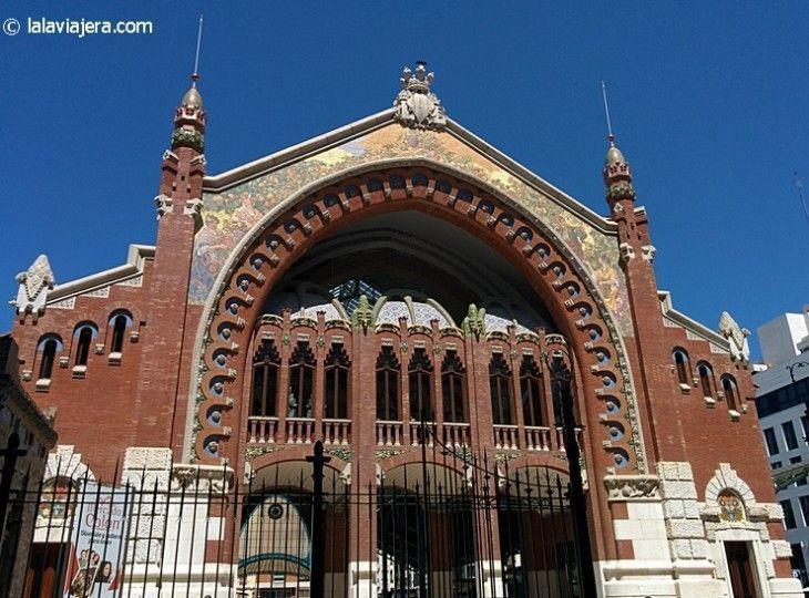 Mercado Colón, modernismo en Valencia