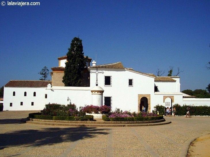 Lugares Colombinos: Monasterio de La Rábida