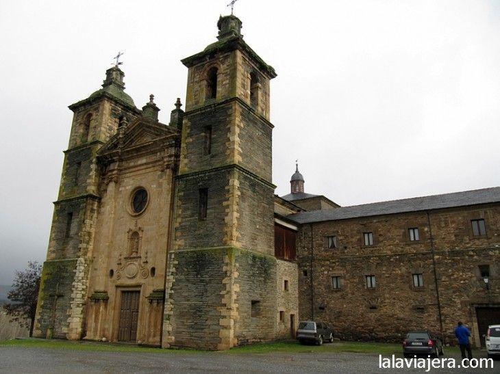 Monasterio de Vega de Espinareda