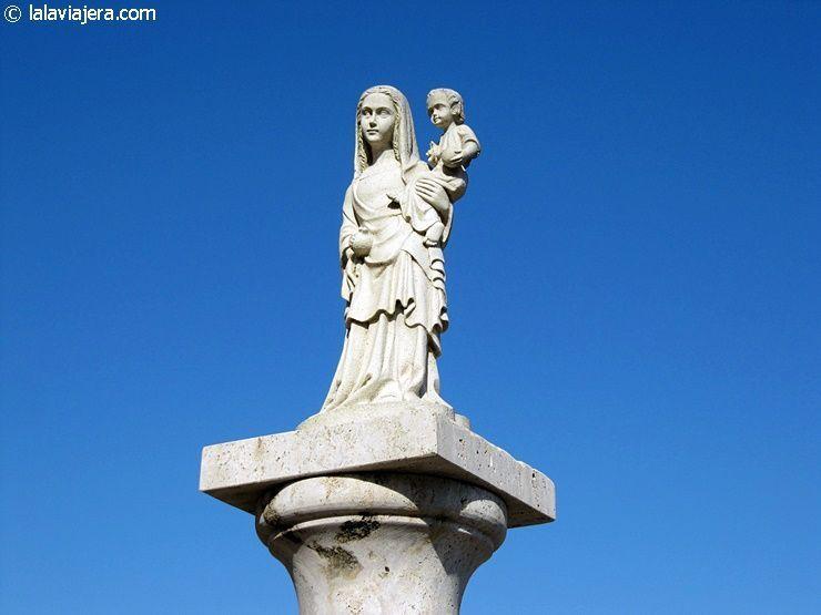 Monumento a la Virgen de los Milagros, Palos de la Frontera