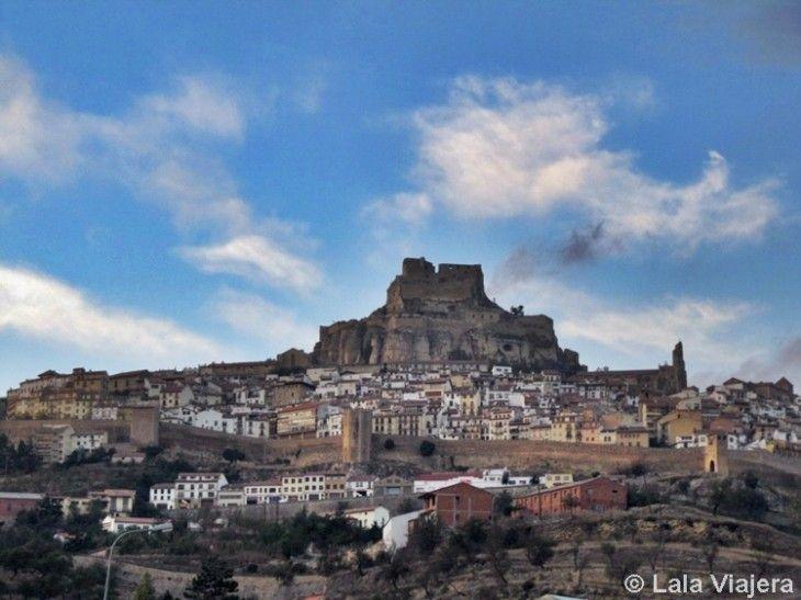 Morella y su castillo