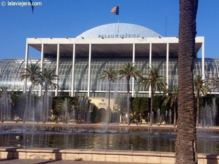Palacio de la Música, Valencia