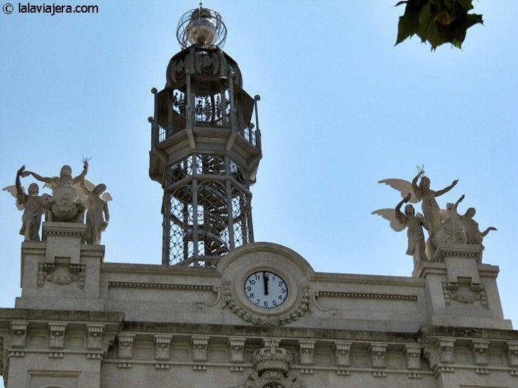 Palacio de Comunicaciones o Correos de Valencia