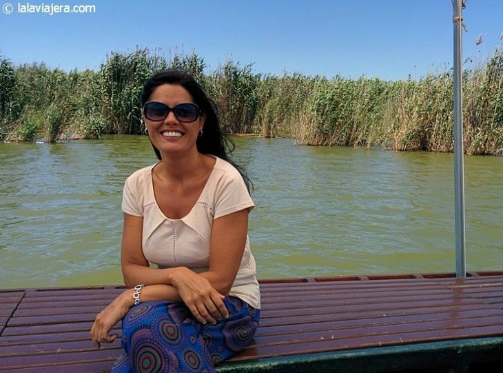Excursión en barca por el lago de la Albufera