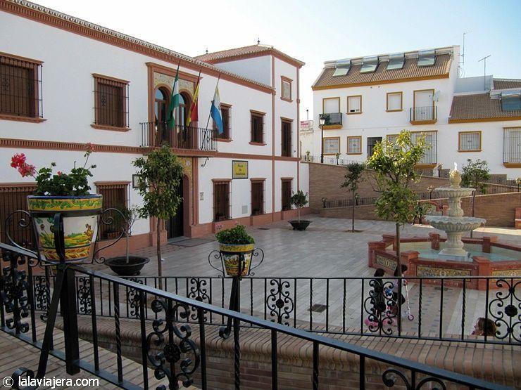 Plaza de Andalucía, Palos de la Frontera, Huelva