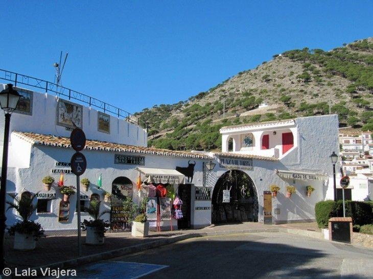 Plaza de Toros de Mijas Pueblo