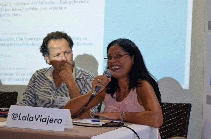 Mesa redonda sobre Turismo y Redes Sociales (Foto de SMCooking)