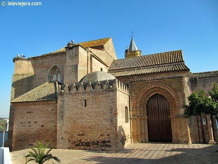 Puerta de los Novios de la Iglesia de San Jorge de Palos