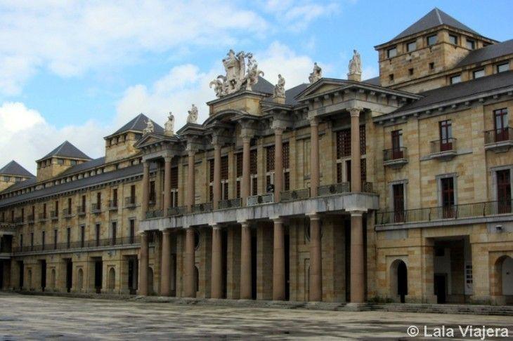 El Teatro de la Laboral es el mayor auditorio de Asturias