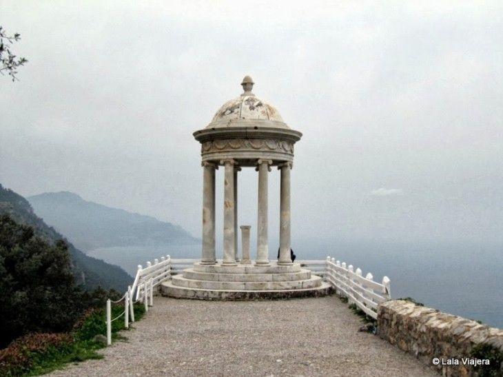 Templete en Son Marroig con vistas a Sa Foradada