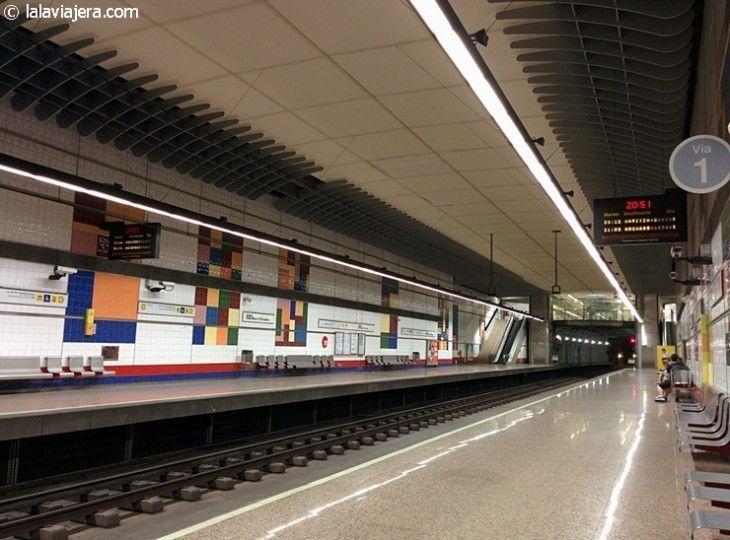 Metro de Valencia, la mejor opción de transporte público