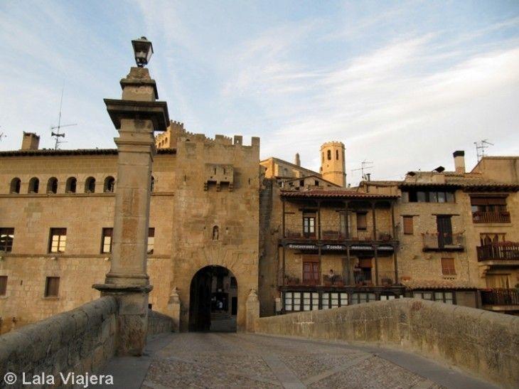 Valderrobres, uno de los pueblos más bonitos de España