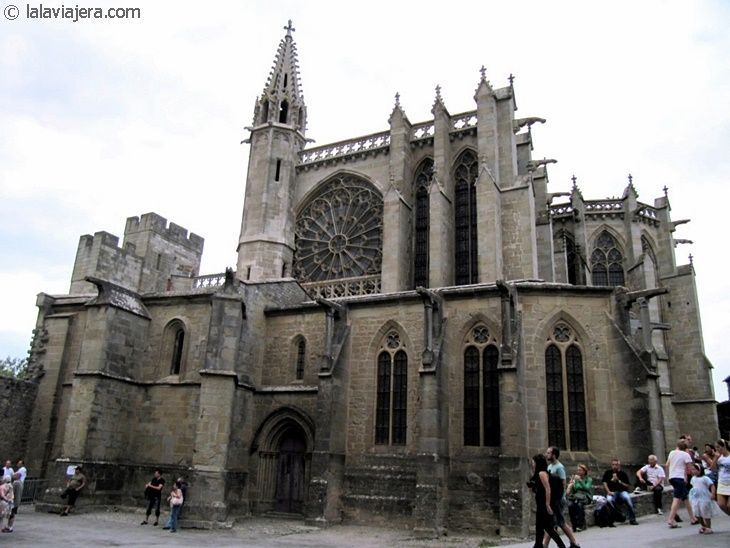 Basílica de Saint-Nazaire, Carcassonne