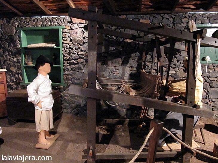 La Casa de la Memoria, museo etnográfico de La Gomera en Garajonay