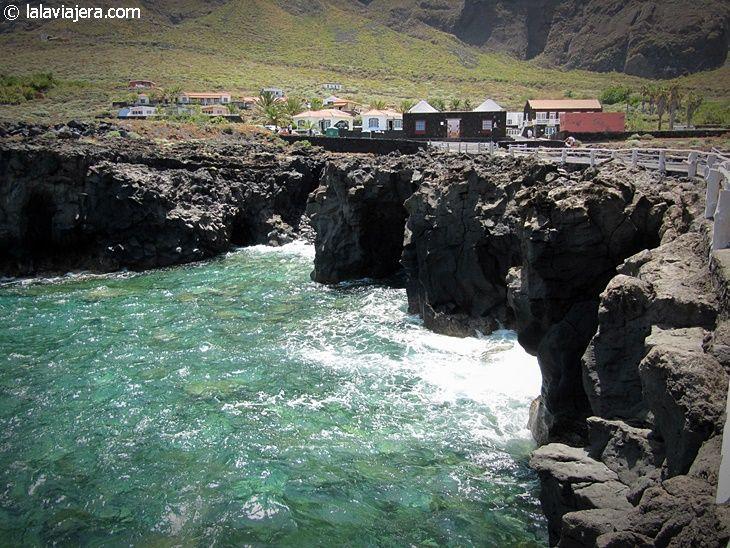 Caserío de Las Puntas, isla de El Hierro