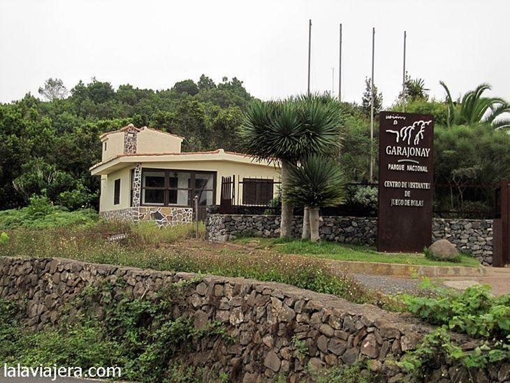 Centro de Visitantes Juego de Bolas, Parque Nacional Garajonay