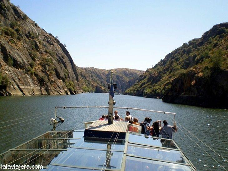 Crucero fluvial por los Arribes del Duero