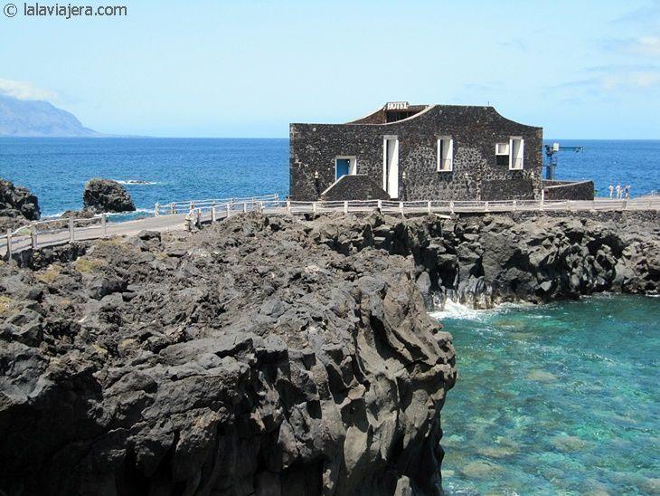 Hotel Punta Grande, el más pequeño del mundo