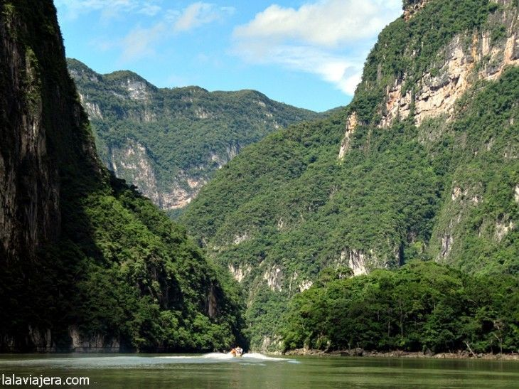 Parque Nacional del Cañón del Sumidero, Chiapas