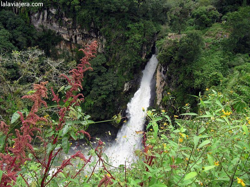 Cascada de Texolo, en Xico