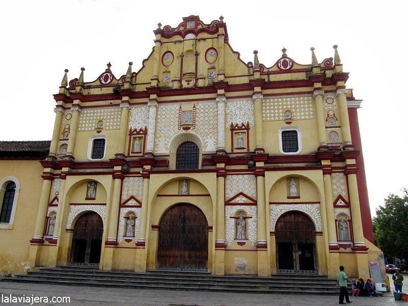 Catedral de San Cristóbal de las Casas