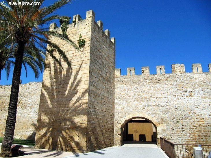 Ciudad amurallada de Alcudia, Mallorca