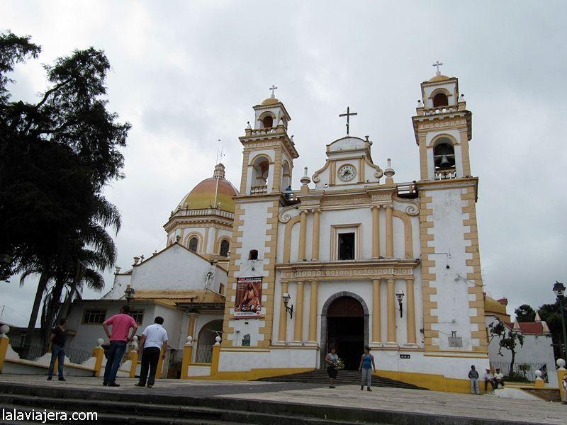 Iglesia de Santa María Magdalena, en Xico