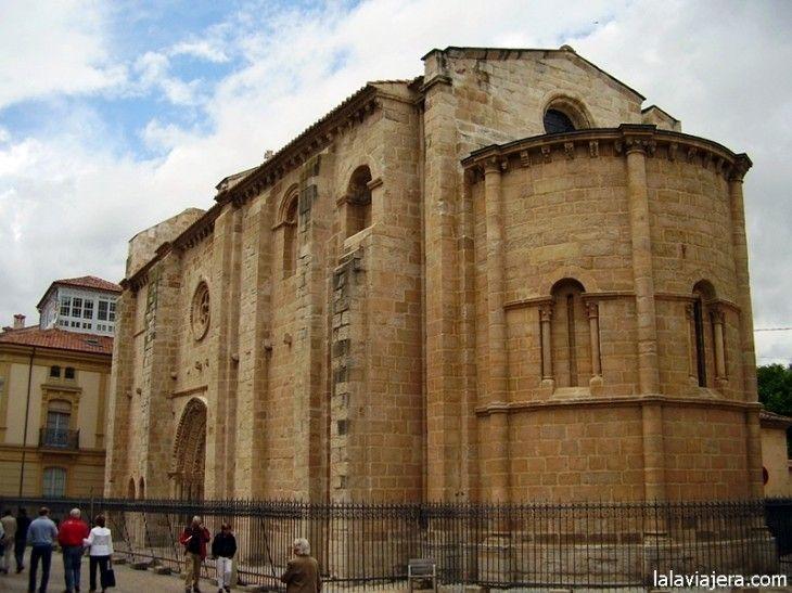 Ruta del románico en Zamora: Iglesia de Santa María Magdalena