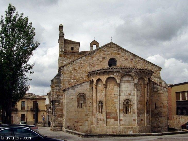 Ruta del románico en Zamora: Iglesia de Santa María la Nueva