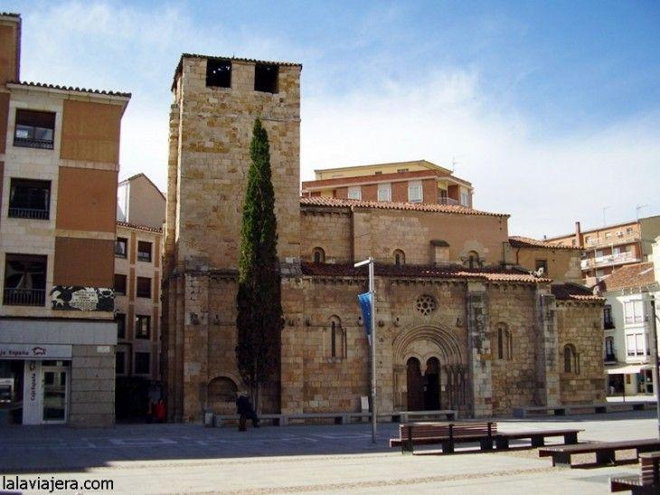 Ruta del románico en Zamora: Iglesia de Santiago El Burgo