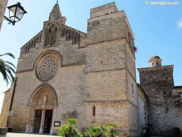 Iglesia de Sant Jaume, Alcudia