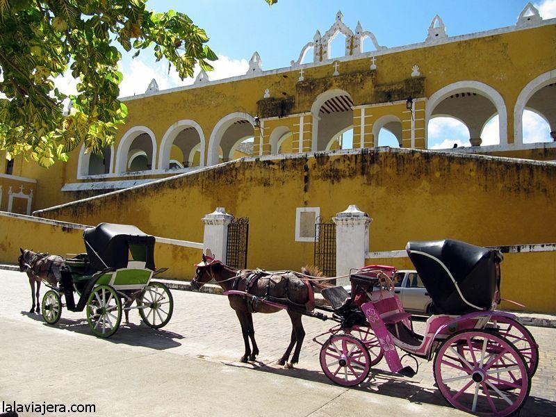 Izamal, la Ciudad de las Tres Culturas