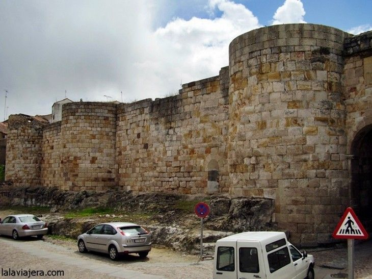 Ruta del románico en Zamora: Murallas de Zamora, la bien cercada