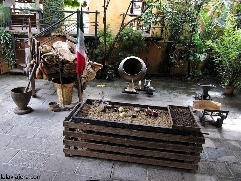 Museo El Café-Talapan, en Coatepec