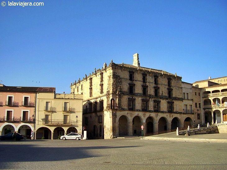 Palacio de los Marqueses de la Conquista, Trujillo